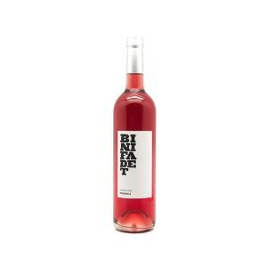 vino rosado (binifadet)