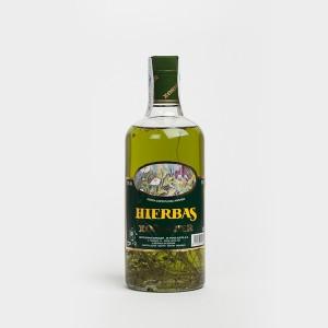 licor de hierbas dulces (xoriguer)