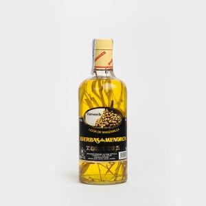 licor de manzanilla (xoriguer)